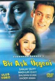 Bir Aşk üçgenidvd Hint Filmi Türk Kitabevi
