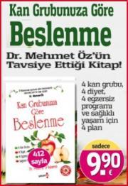 Kan Grubunuza Gore Beslenme Dr Mehmet Oz Un Tavsiye Ettigi