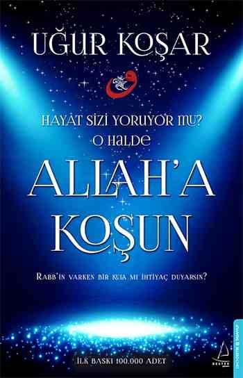 Allaha Koşun<br />Uğur Koşar'ın Çok SatanKitabı<br />Allah'a Koşun