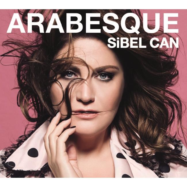 Arabesque<br />Sibel Can<br />(Yeni CD'si)
