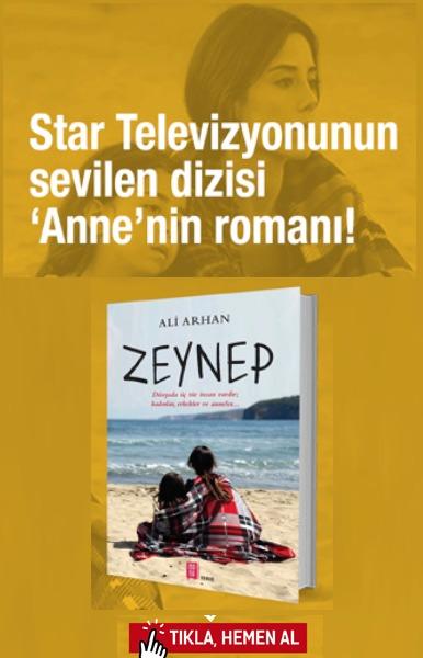 Zeynep <br />TV'deki Anne Dizisinin Romanı