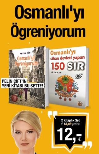Osmanl&#305;'y&#305; &#214;&#287;reniyorum Seti<br />(2 Kitap Birarada)