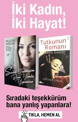 İki Kadınİki Hayat (2 Kitap Birarada) 10 Euro Tasarruf Edin!