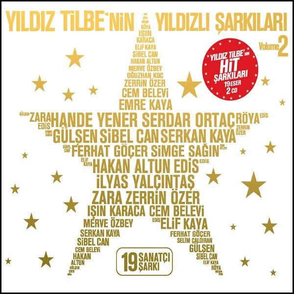 Yıldız Tilbe'nin Yıldızlı Şarkıları (Volume 2) 2 CD Birarada