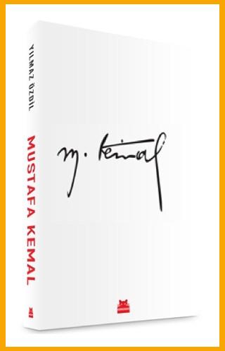 Mustafa Kemal<br />Y&#305;lmaz &#214;zdil'in Yeni Kitab&#305;!<br />2018'in En&#160;&#199;ok Satan Eseri