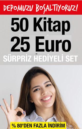 50 Kitap 25 Euro&#160;<br />Depomuzu Bo&#351;alt&#305;yoruz<br />% 80'den Fazla Indirim&#160;<br />TV'deki Kampanya