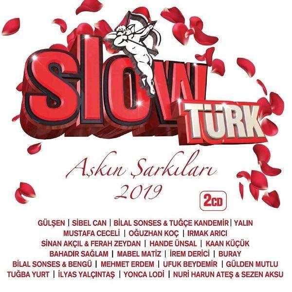 Slowtürk Aşkın Şarkıları 2019 ( 2 CD Birarada)