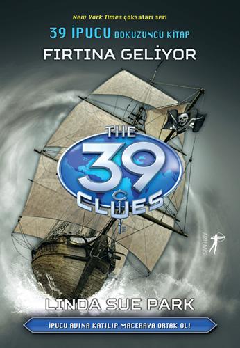 Fırtına Geliyor - 39 İpucu (9. Kitap)