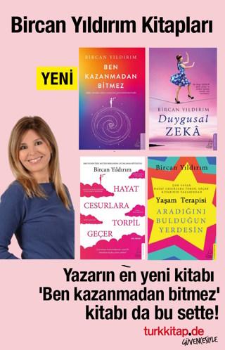 Bircan Yıldırım KitaplarıSeti (4 Kitap)