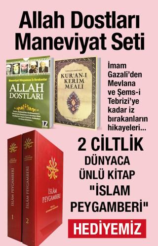 Allah DostlarıSeti - Türkçe Kuran-ıKerim Meali ve İslam PeygamberiBirlikte