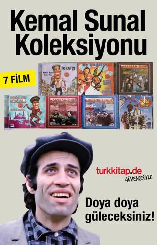 Kemal Sunal Koleksiyonu (7 Film) Doya Doya Güleceksiniz!