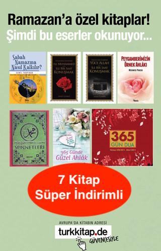 Ramazan'a Özel Kitaplar (7 Kitap)