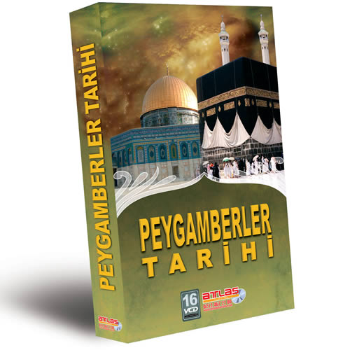 Peygamberler Tarihi<br>16 VCD'lik Set